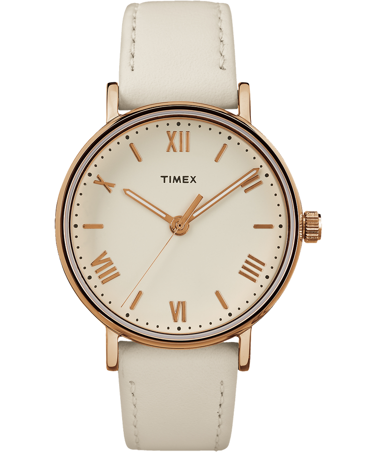 southview guys This men's timex southview watch features a sophisticated design, while it's nato-style black leather band ensures a snug and secure fit.
