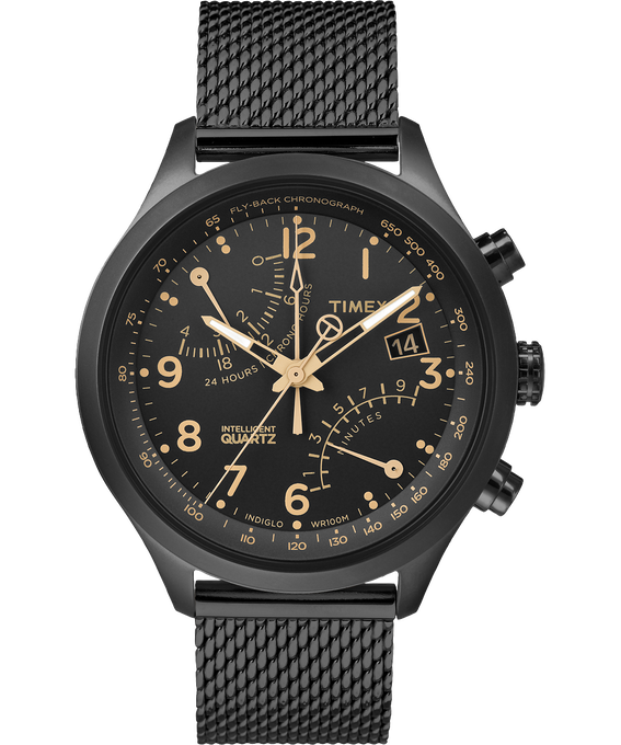Intelligent Quartz Fly-Back Chronograph  large