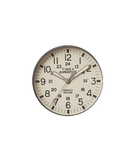 Natural Dial / Gray Second Hand  large