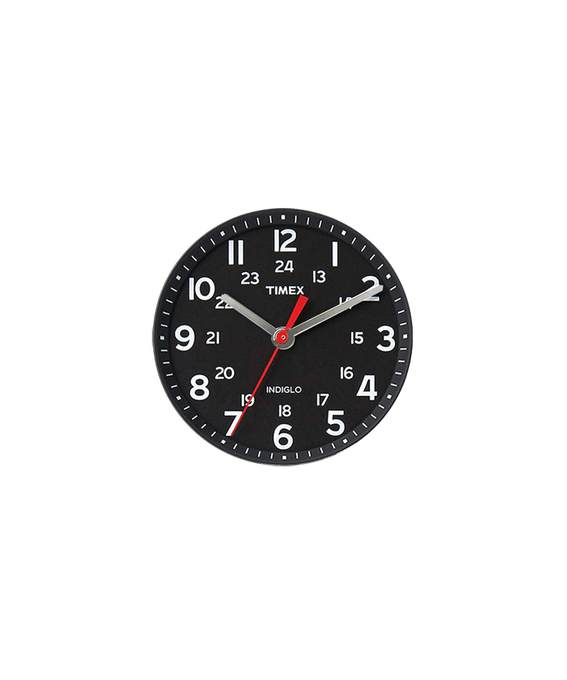 Black Dial / Red Second Hand  large