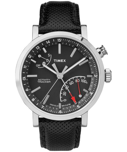 34 Subway Watch Concept Displays The Time Like A Subway Map.Iq Move Metro 42mm Leather Strap Watch Timex Us