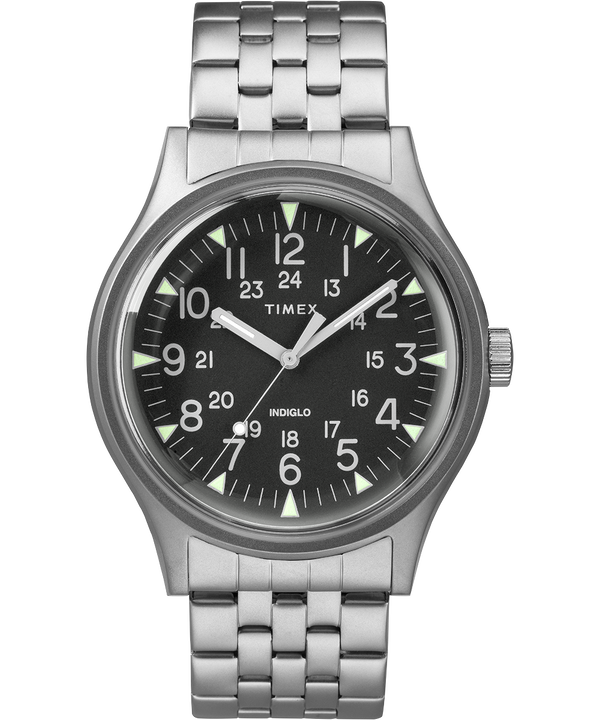 MK1 40mm Stainless Steel Watch  large