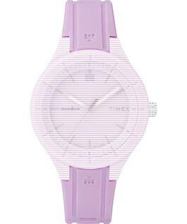 Replacement 18mm Silicone Strap for Ironman Essentials  Purple large