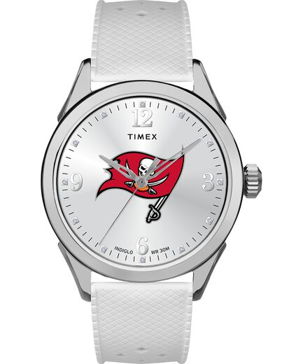 6c01d919 Athena Tampa Bay Buccaneers Watch | Timex Tribute NFL Collection