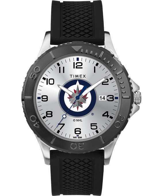 Gamer Black Winnipeg Jets