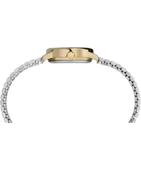 Easy Reader 25mm Bracelet Watch Two-Tone/White large