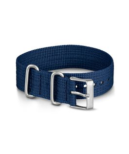 16mm Nylon Strap Navy large
