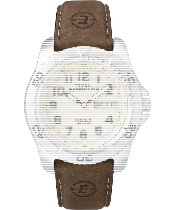 Replacement 20mm Leather Strap for Expedition Traditional  large