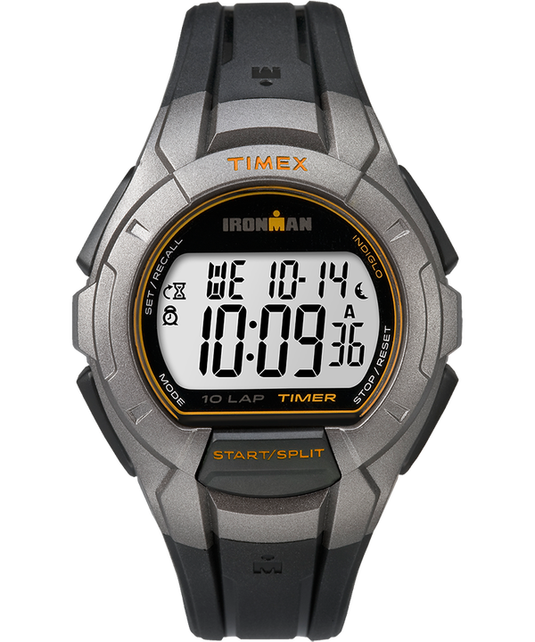 IRONMAN Essential 10 Full-Size 42mm Resin Strap Watch  (large)