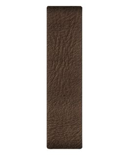 Brown Leather Slip-thru Strap  large