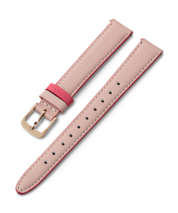 14mm Leather Strap Pink large