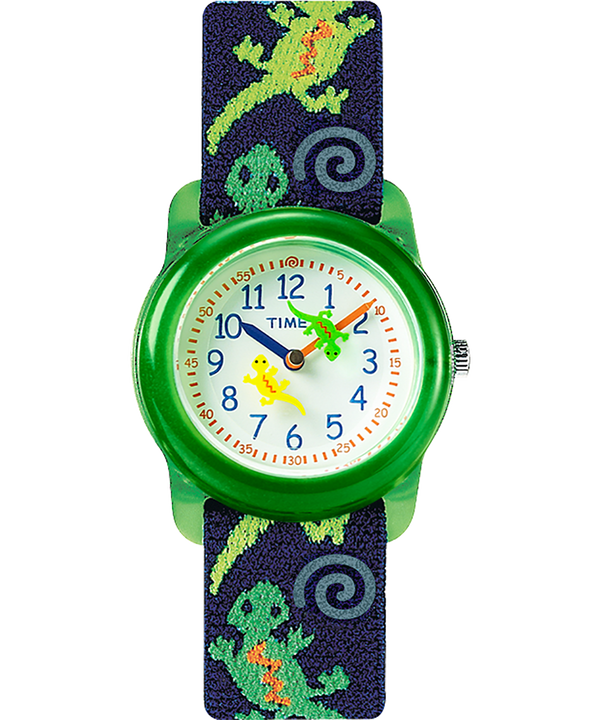 Kids Analog 29mm Elastic Fabric Watch  (large)
