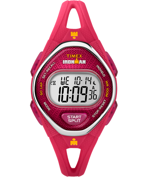 IRONMAN Sleek 50 Mid-Size 34mm Silicone Strap Watch  (large)