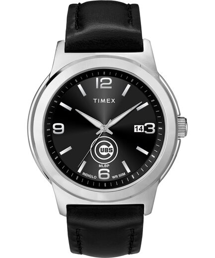 check out 1c74b 1ff3e Chicago Cubs Watch | Timex Ace MLB Watch Tribute