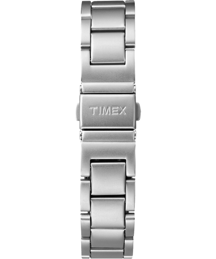 f7fbd650cd1e Waterbury World Time 43mm Stainless Steel Watch Stainless-Steel Cream large