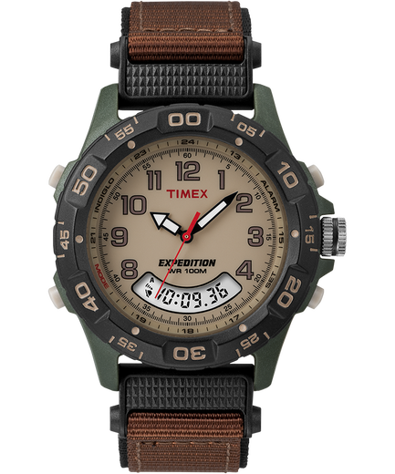 Expedition 39mm Nylon Strap Watch Timex Us