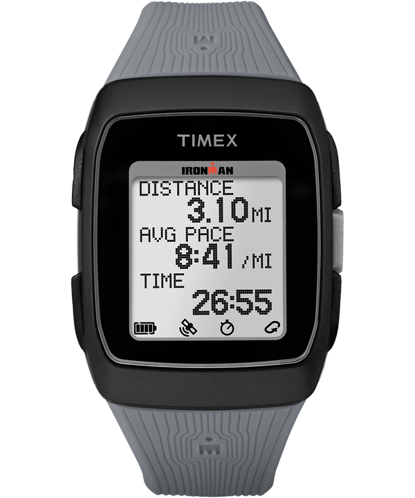 IRONMAN GPS 38mm Silicone Strap  (large)