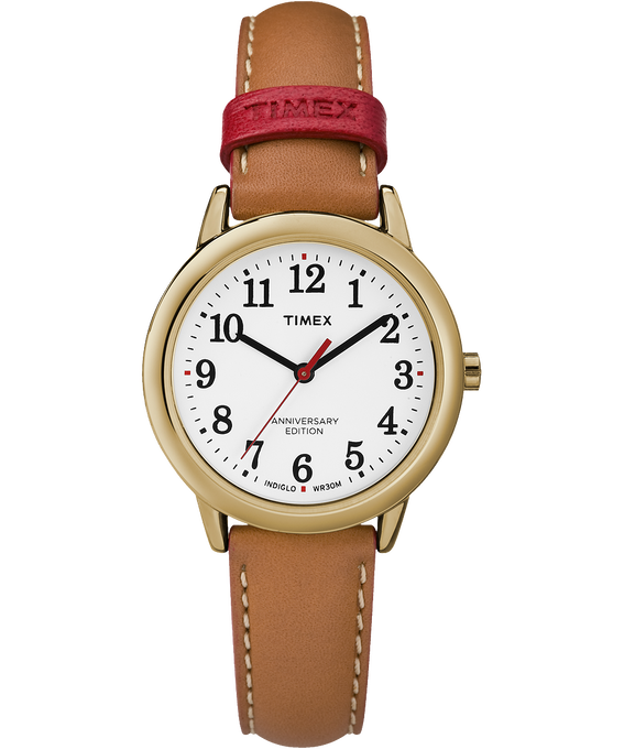 Easy Reader 40th Anniversary 30mm Leather Watch   large