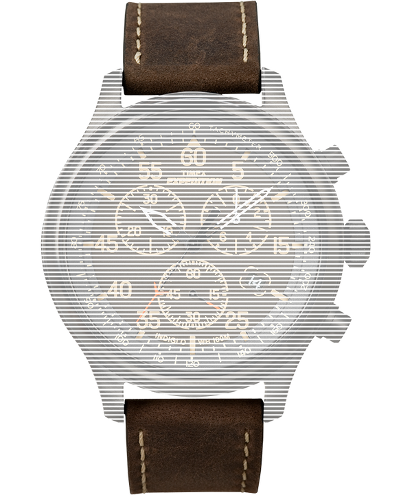 Replacement Strap for Expedition® Field Chronograph Brown large