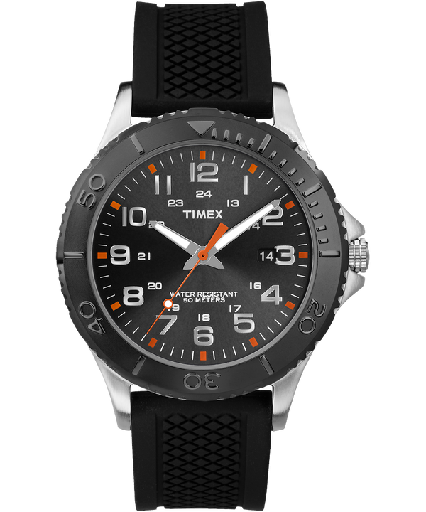 Taft Street 42mm Silicone Watch  large