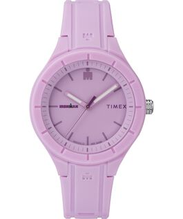 IRONMAN 38mm Silicone Strap Watch Purple large