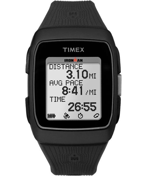 TIMEX IRONMAN GPS Black/Black  large