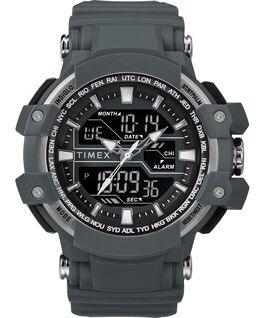 Tactic DGTL 50MM Resin Strap Combo Watch Gray large