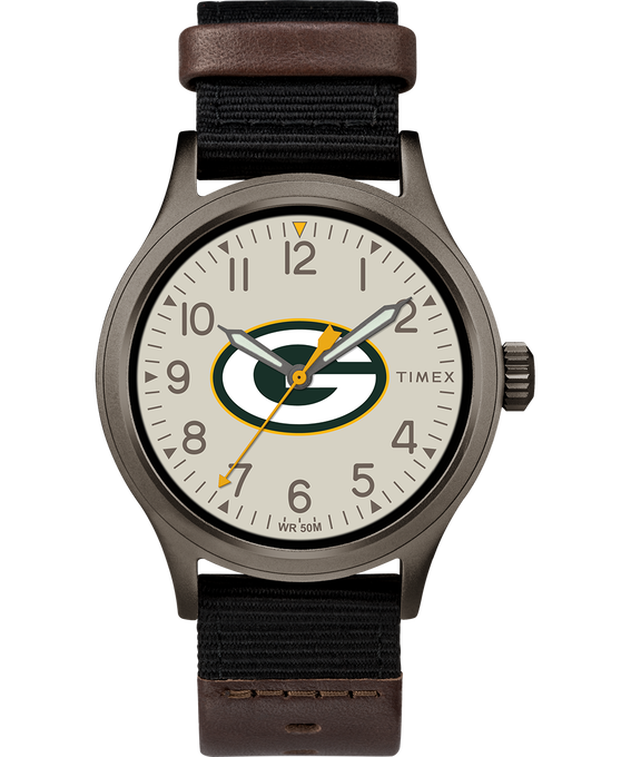 Clutch Green Bay Packers