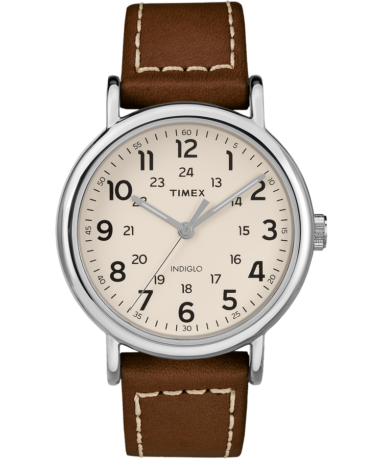 Timex Chronograph Weekender - Watch Overview - YouTube