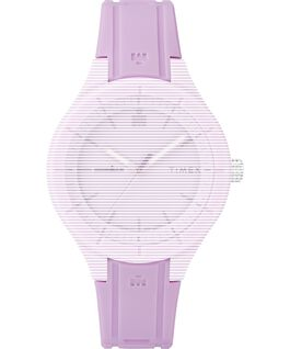 Replacement 18mm Silicone Strap for IRONMAN Essential Purple large