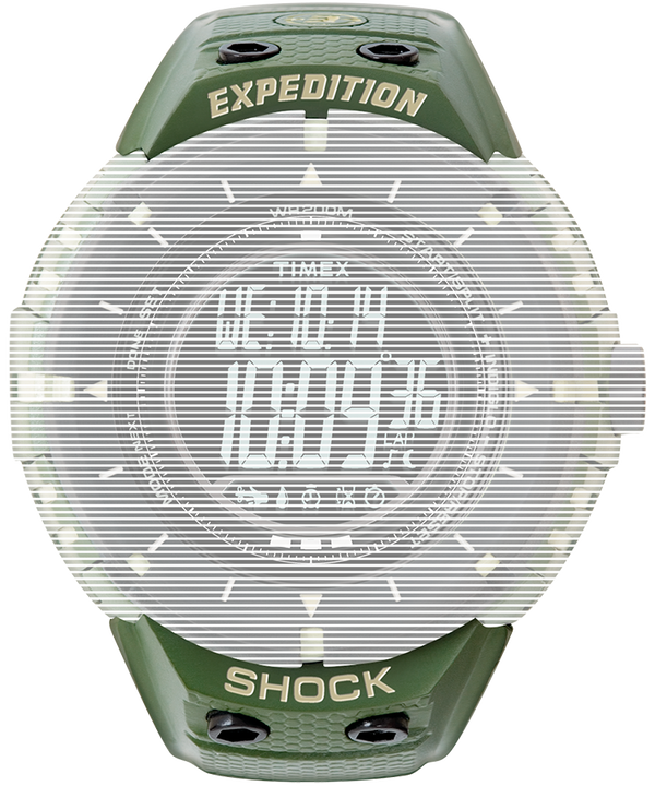 Replacement 14mm Resin Strap for Expedition Shock   large