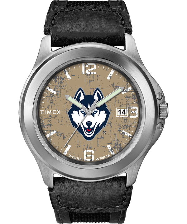Old School UCONN Huskies  large