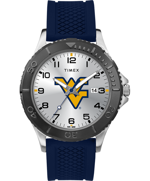 Gamer Navy West Virginia Mountaineers  large