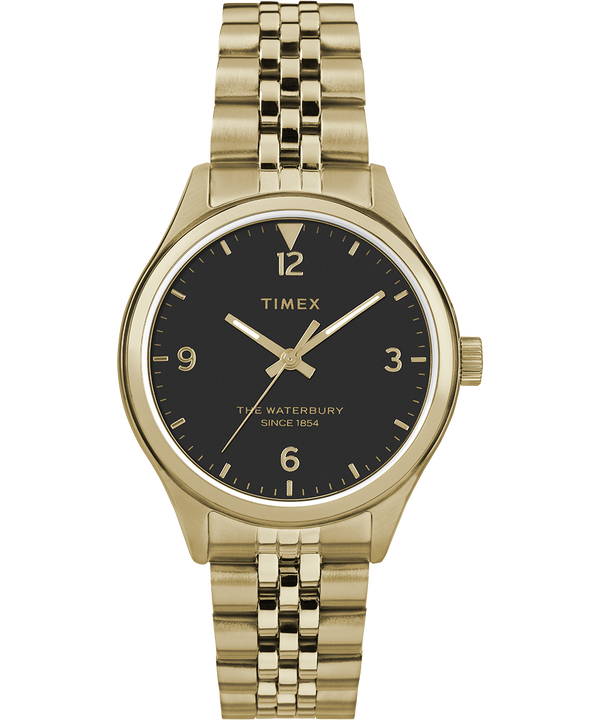 Waterbury Classic 34mm Watch Stainless Steel  (large)