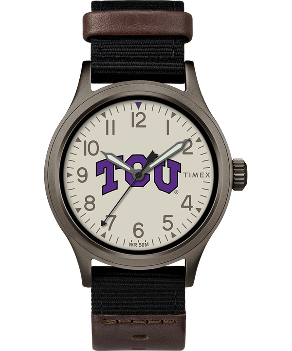 Clutch Texas Christian University Horned Frogs  large