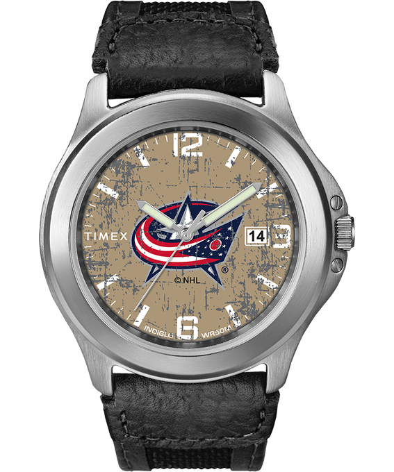 Old School Columbus Blue Jackets  (large)