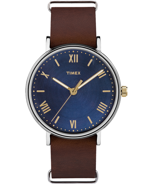 Southview 41mm Leather Watch  large