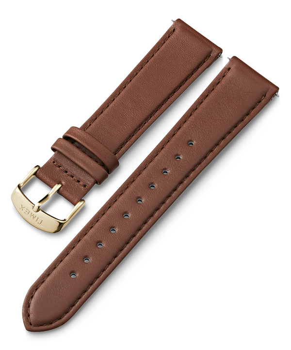20mm Leather Strap with Quick Release  large
