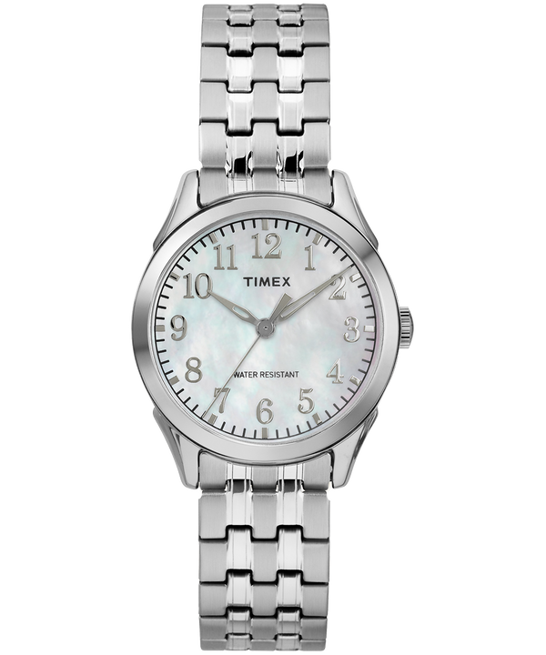 Briarwood Mother of Pearl 27mm Stainless Steel Watch  large