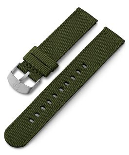 20mm Fabric Strap Green large