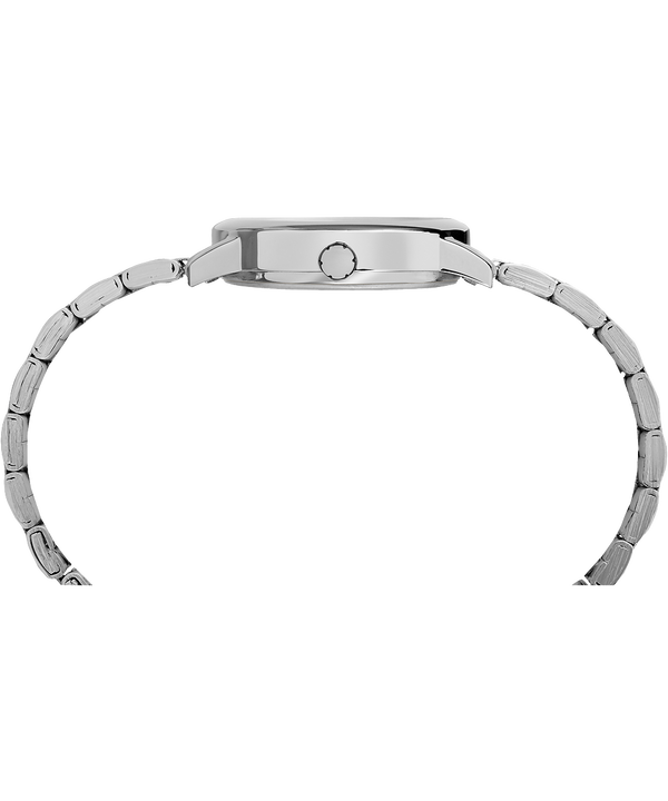 Easy Reader 30mm Bracelet Watch Silver-Tone/White large