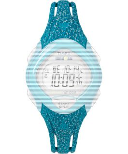 Replacement 16mm Resin Strap for Ironman Sleek 30 Mid Size Blue large