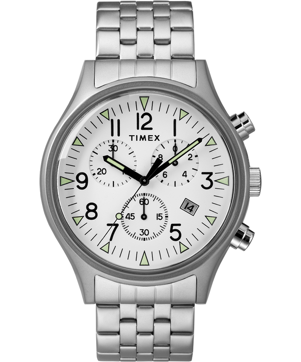 MK1 42mm Stainless Steel Watch  large