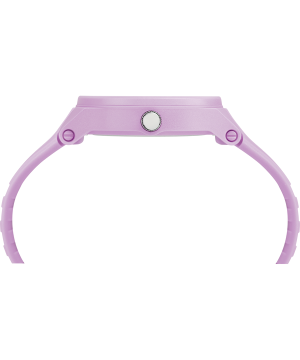IRONMAN Essentials 38mm Silicone Strap Watch Purple large