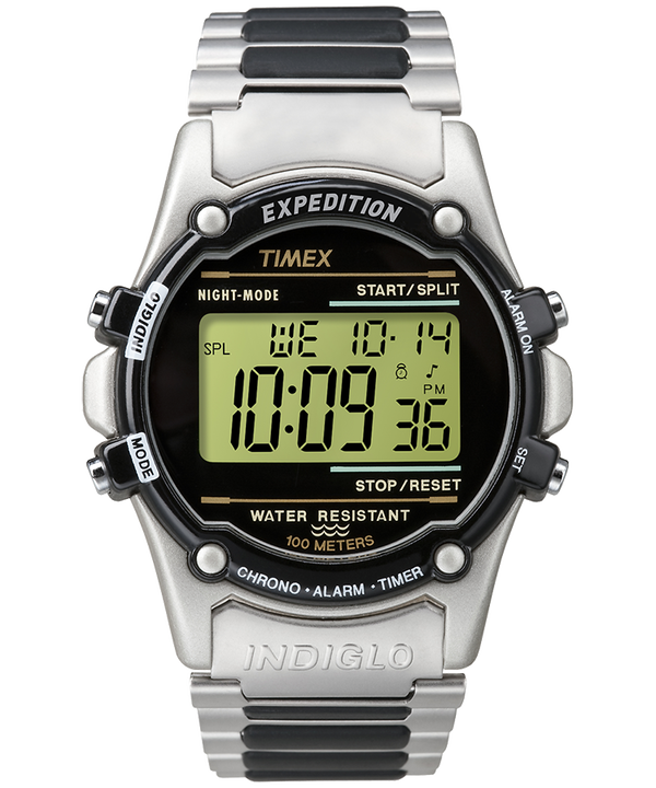 Expedition Atlantis 40mm Stainless Steel Watch  large