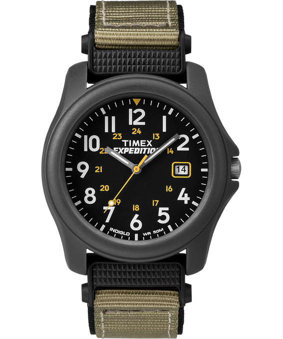 Expedition Camper 39mm Nylon Strap Watch  large