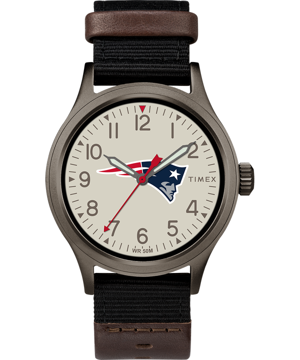 Clutch New England Patriots  large