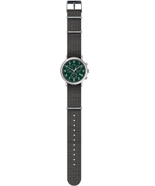 Weekender Chronograph 40mm Fabric Strap Watch