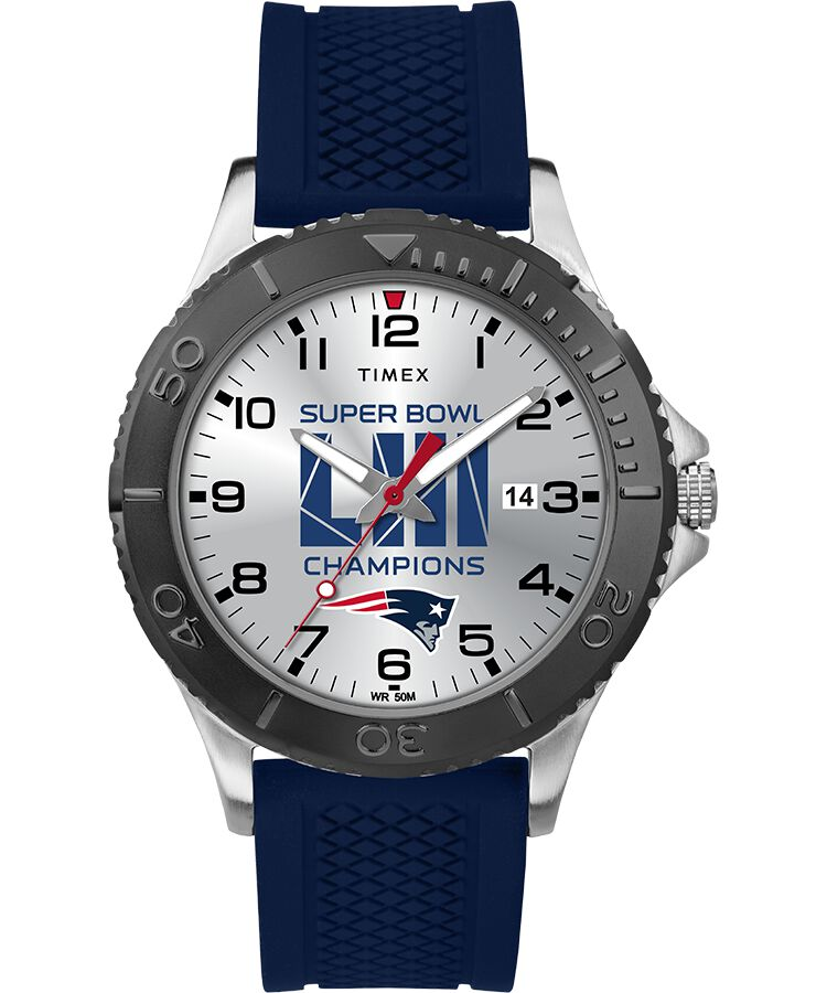 Super Bowl LIII Gamer Navy New England Patriots