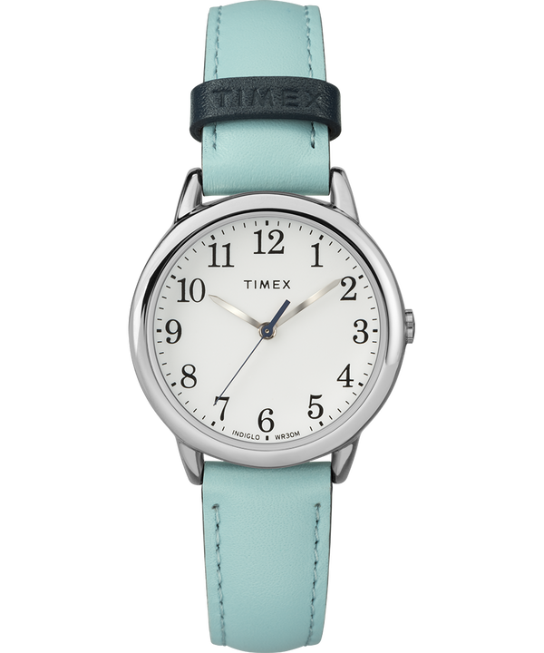 Easy Reader Color Pop 30mm Leather Watch Womens  large